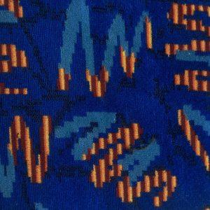 Авто ткань Морская Омега бархат
